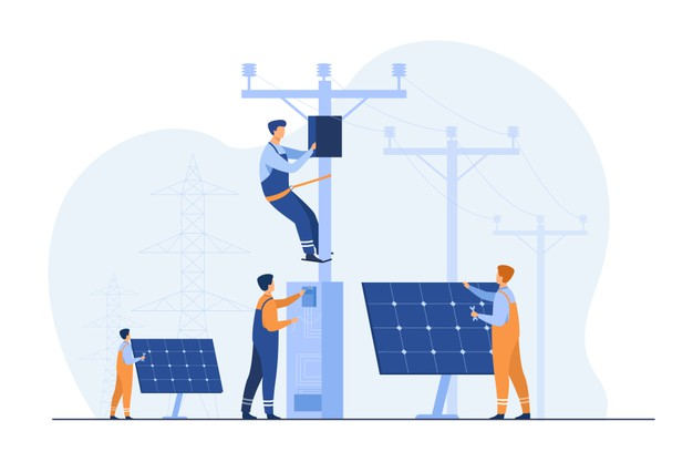 solar-power-plant-maintenance-utility-workers-repairing-electric-installations-boxes-towers-power-lines-electric-network-operation-city-service-renewable-energy-topics_74855-8590.jpg