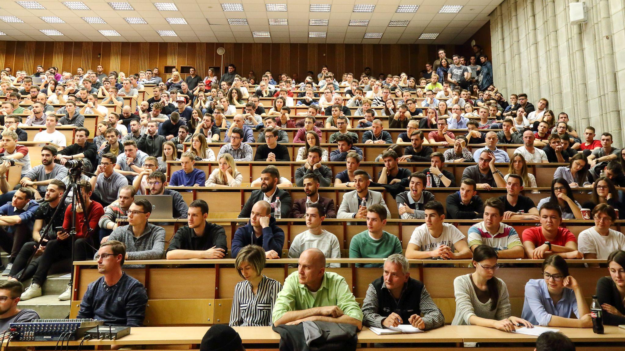 Akkreditált Kiváló Tehetségpont lett a Széchenyi-egyetem