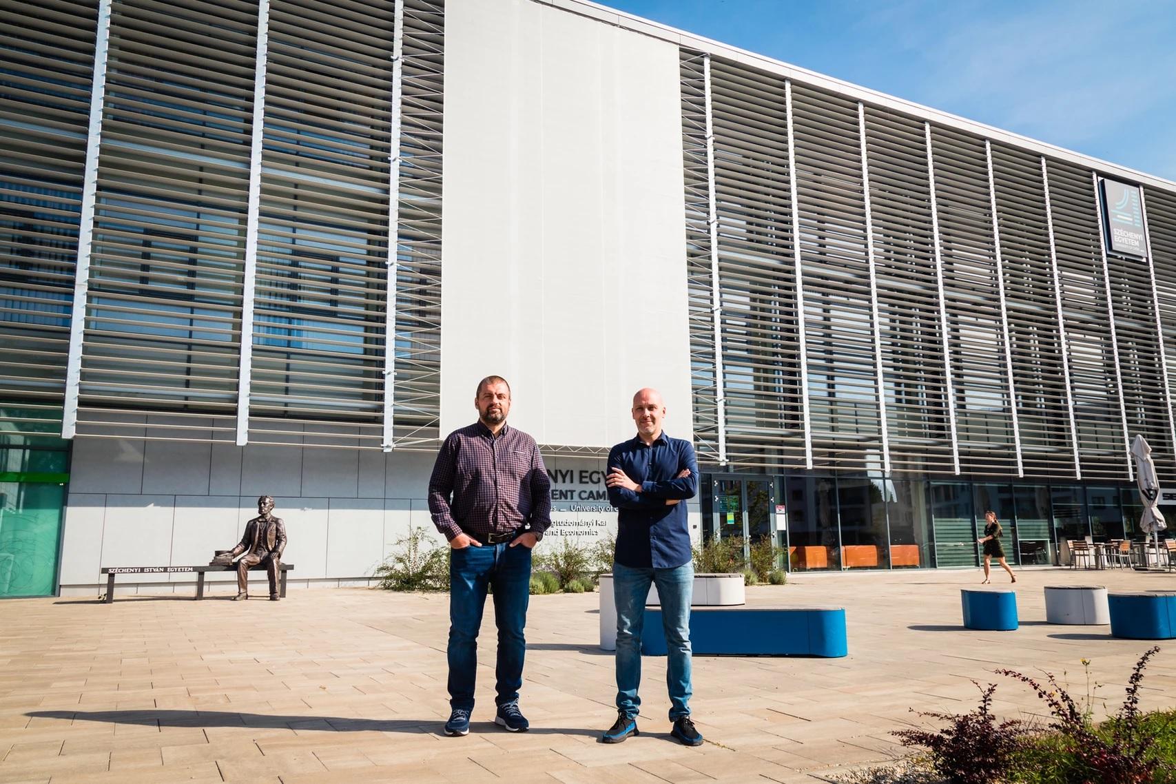 Széchenyi-egyetemi spinoff vállalkozás nyert támogatást termékfejlesztésre és hasznosításra